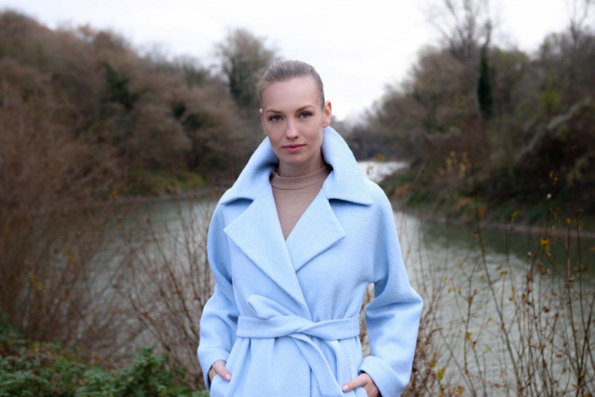 Spolupráca so značkou unaluna – zimný kabát